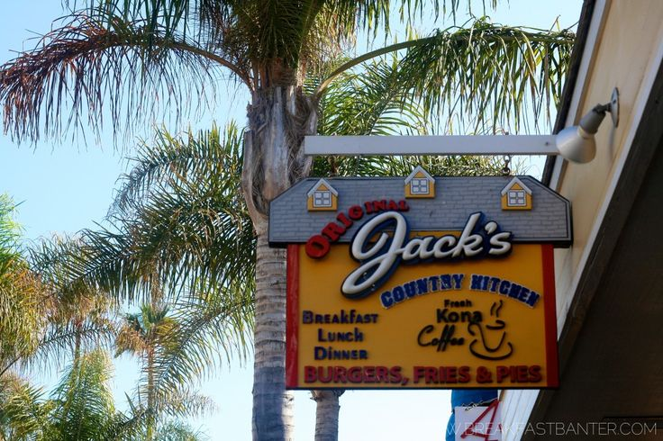 Original Jack S Country Kitchen Avalon Ca