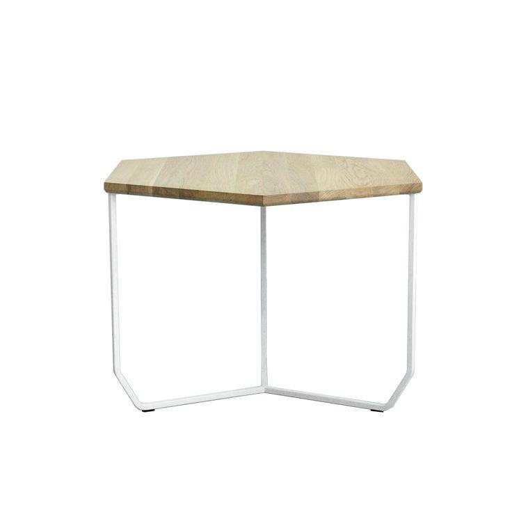 CASANOVA Møbler — Foxy Potato - Abel sofabord - lys grå