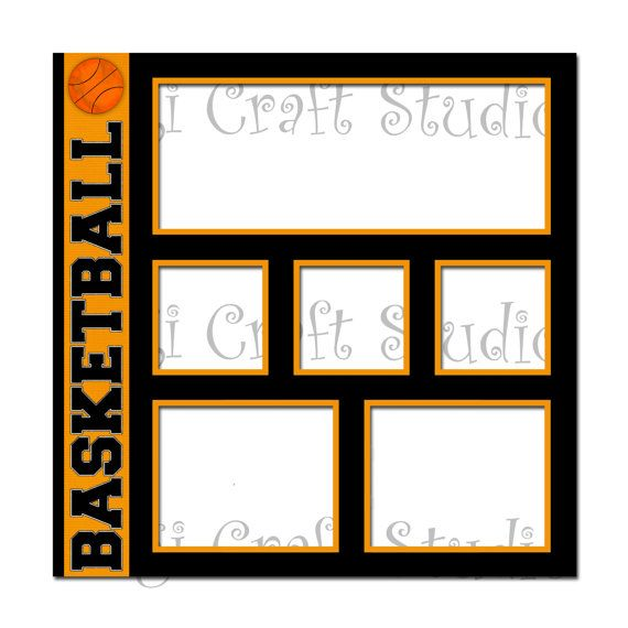 22 best Basketball scrapbook pages images on Pinterest - coupon layouts