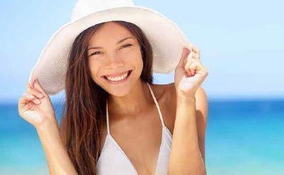 #Sommerzeit, Zeit f. Entspannung, bei der du #Sonneneinstrahlung ausgesetzt bist.