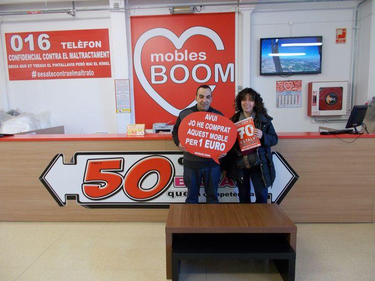 El pasado lunes javier g v se compr por s lo 1 euro for Muebles boom puertollano