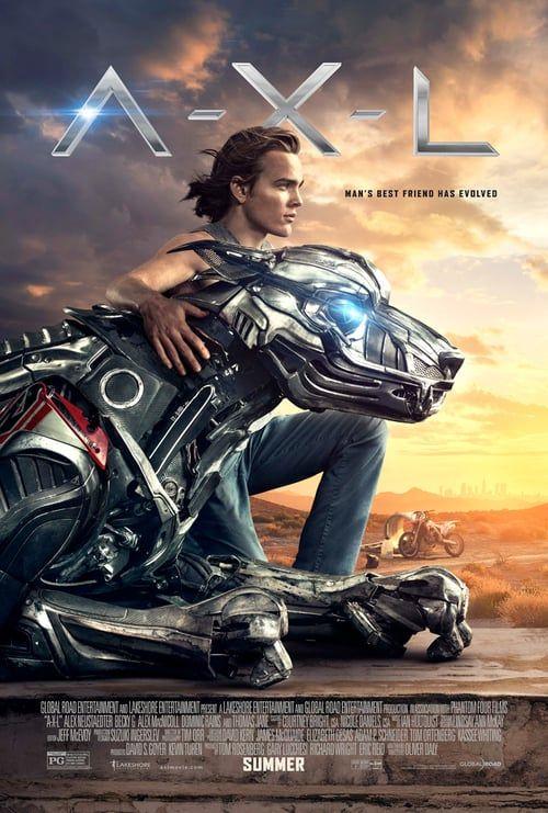 Voir A X L Film Complet En Streaming Vf Online Hd Mp4 Hdrip