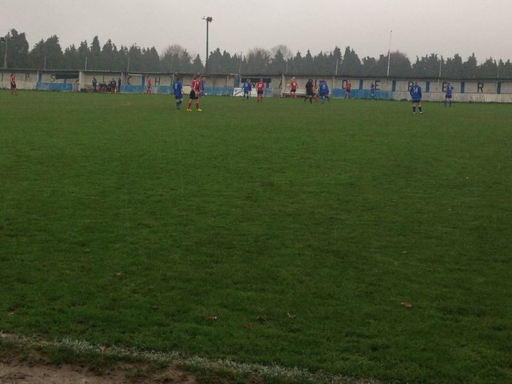 Enjoyed today's women's match between ITFC and Ipswich Wanderers.