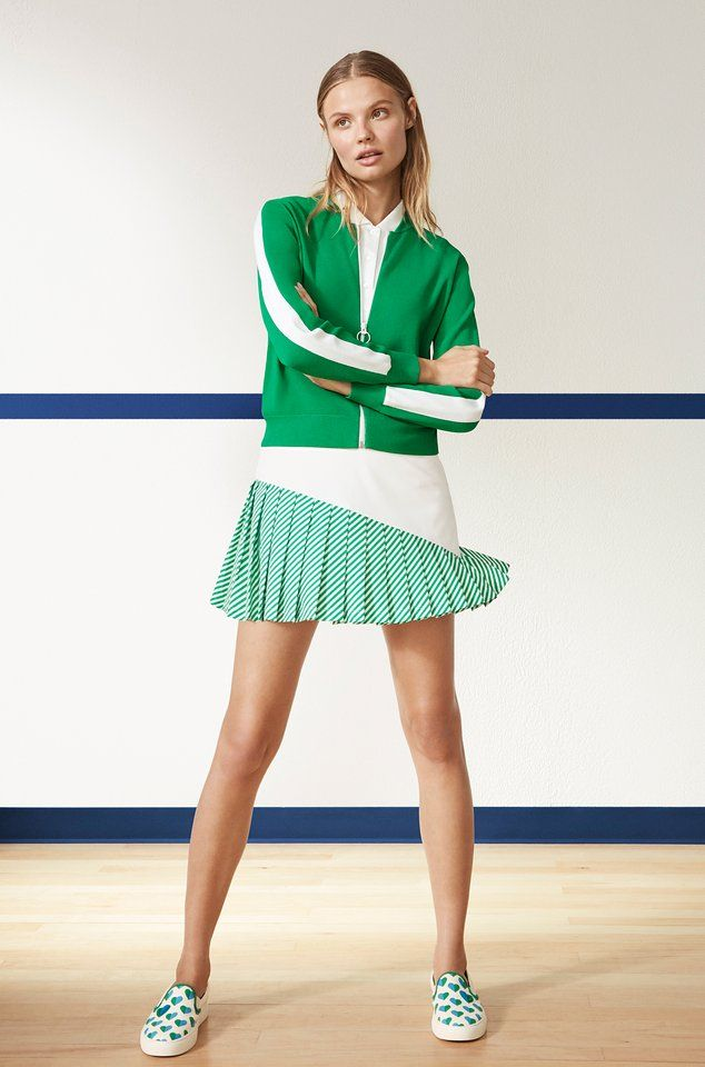 Spring 2017 Is Season Four for Tory Sport—See All the Looks - Vogue