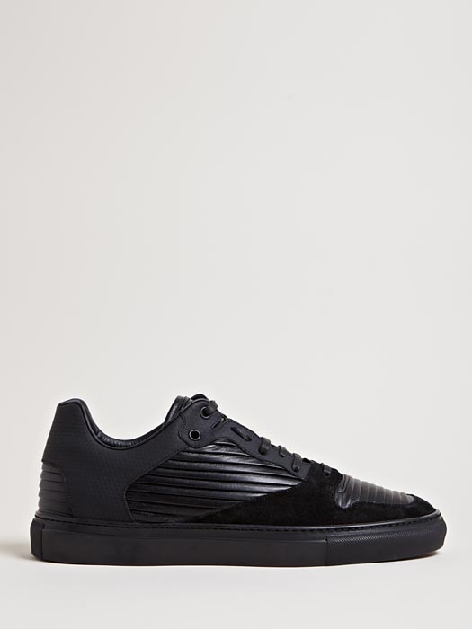 Balenciaga Men's Contrast Panel Trainers