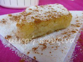 Φυτούρα ή φριτούρα: το τραταμέντο για το πανηγύρι τ' Αγίου μας - Fritoura, a fried dessert offered at local fairs on Zakynthos