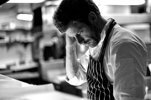 Tom Aikens, by David Griffen Photography www.davidgriffen.co.uk