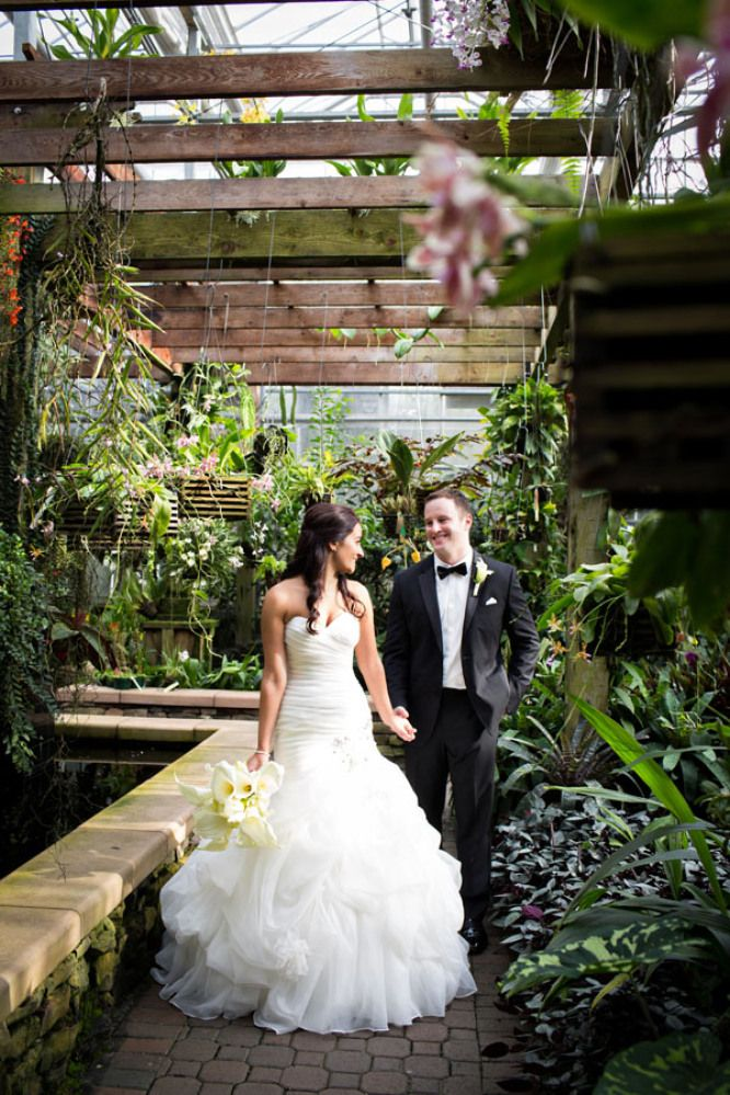 Atlanta Wedding Botanical Gardens Picture Ideas Wedding