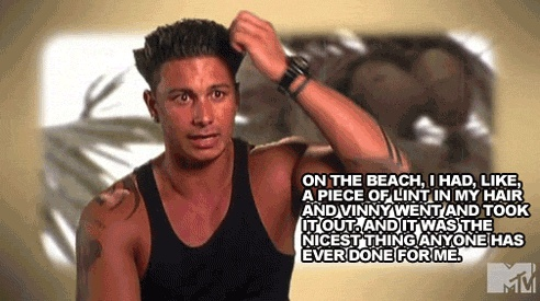 Jersey Shore: Fist Pumps, Laughing, Happy Birthday, Friends, Chocolates Chips Cookies, True Love, Jersey Shore Quotes, So Funny, Weights Loss