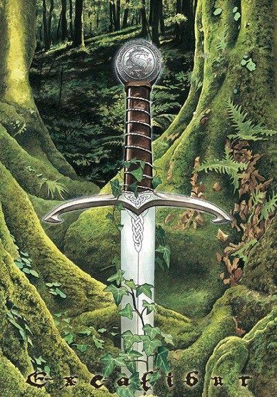 Excalibur (c) Bruno Brucero