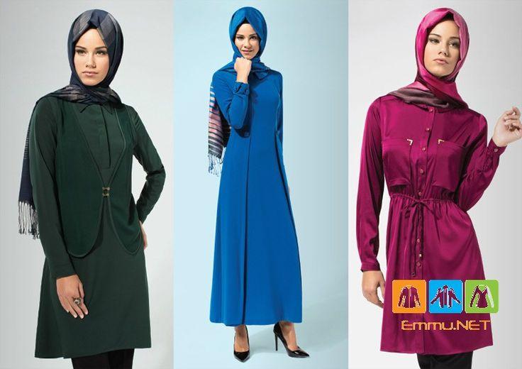 Genç Tesettür Giyim 2015 - http://www.emmu.net/tesettur-giyim/genc-tesettur-giyim-2015.html