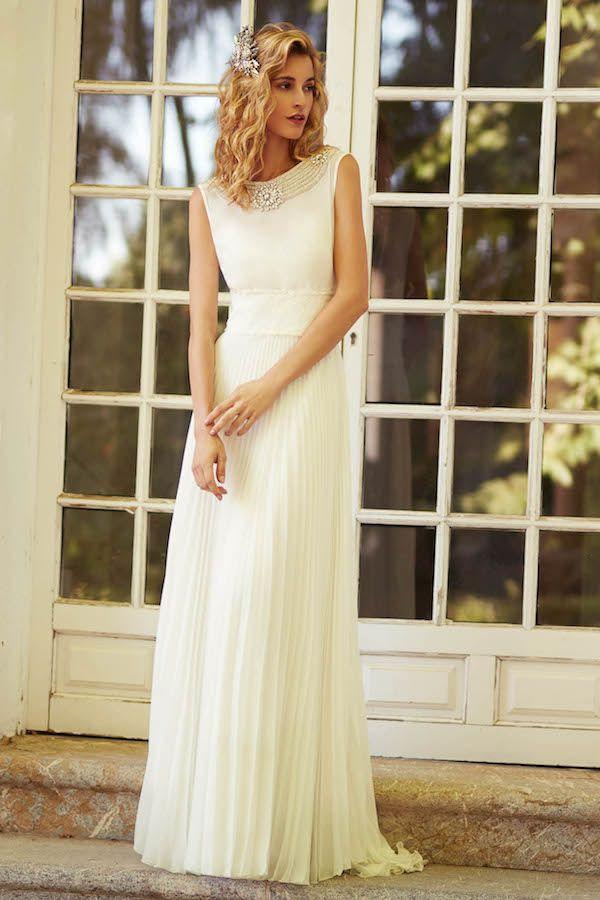 vestidos de novia matilde cano 2018   vestidos de novia   pinterest