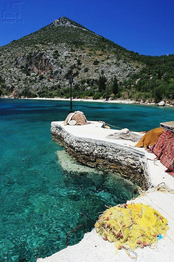 Pisaetos, Ithaki, Ionian islands