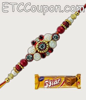 Pearl-Stone-Rakhi special coupon by etccoupon.com
