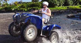 ATV Beach Ride Bali and Village Tour #balitour #baliatv #travel #holidayspackage #traveling #adventure #beach