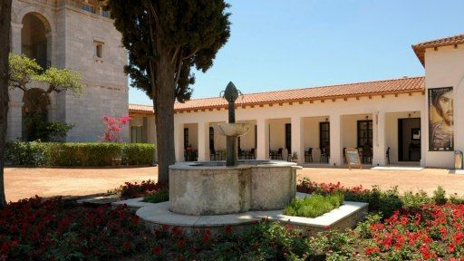 VISIT GREECE  Byzantine and Christian Museum #museums #athens #attica #art #culture