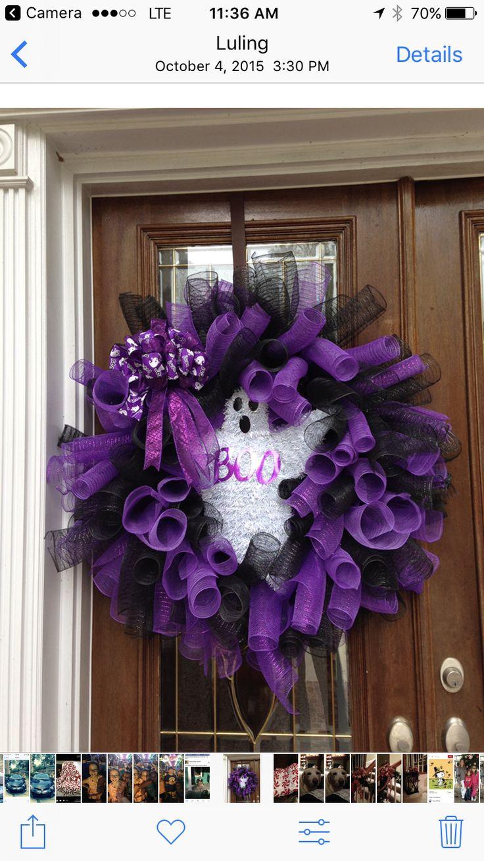 Make A 344 Flower Wreath For 15 Diy spring wreath