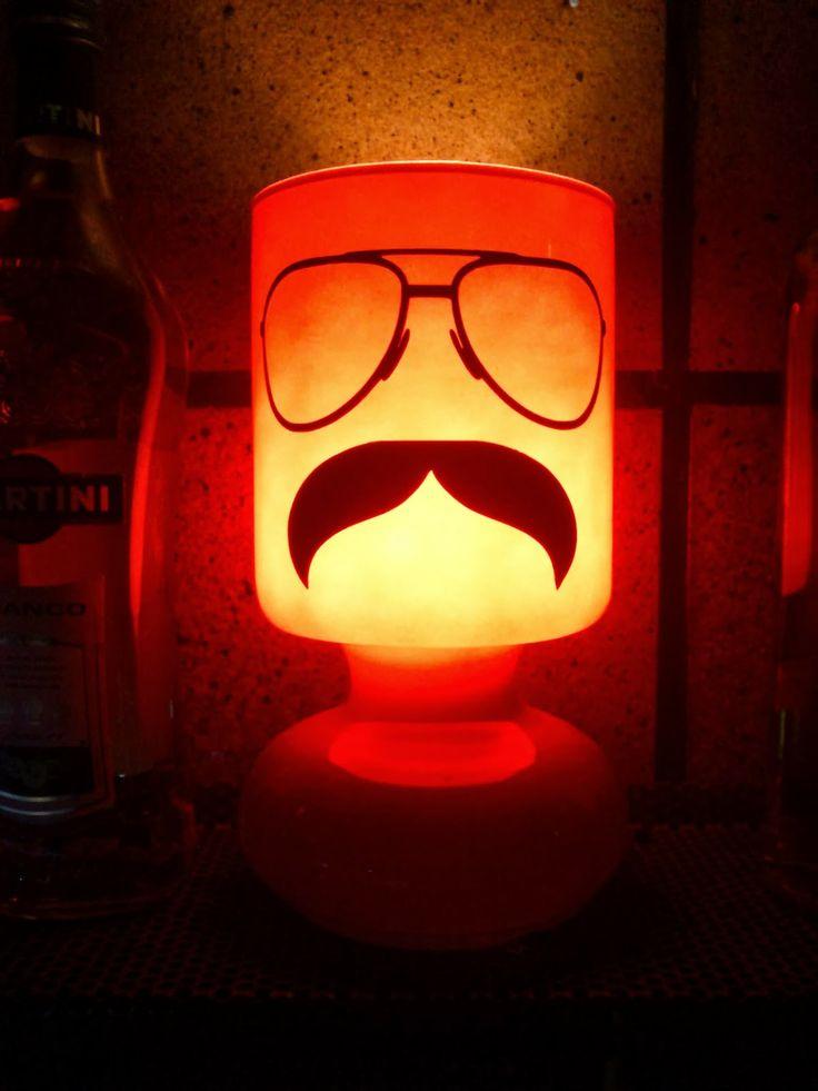 17 mejores im genes sobre con muchas luces en pinterest - Lampara noche ikea ...