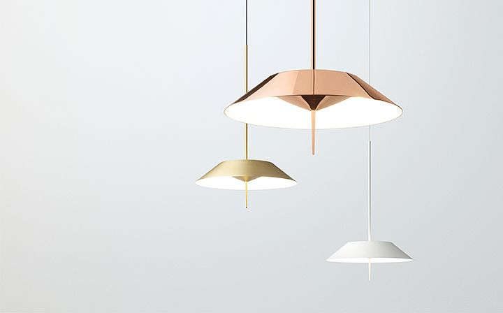 Hanging lamps MAYFAIR 5525 Design by Diego Fortunato