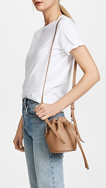 cabab87bbd96 ZAC Zac Posen Belay Mini Drawstring Bag
