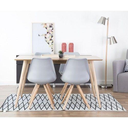 Rass silla gris Kenay home,  90,06€