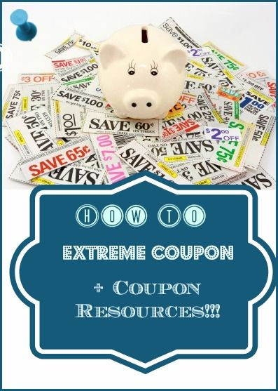 How to EXTREME COUPON & COUPON RESOURCES!! #Coupon  -->http://www.debtfreespending.com/how-to-extreme-coupon/
