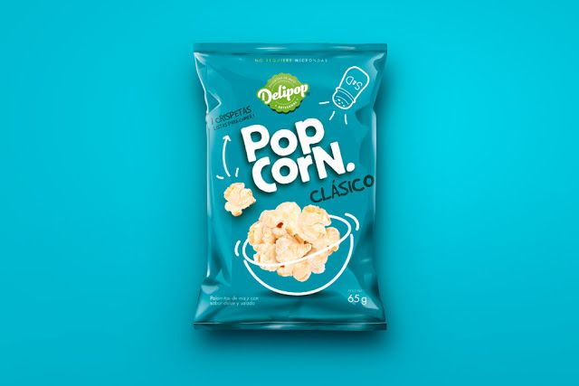 Delipop on Packaging of the World - Creative Package Design Gallery