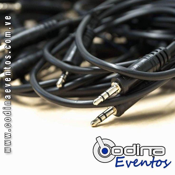 Necesitas algún cable en especial? Nosotros te lo fabricamos. No dudes en contactarnos 0414.8922364/0286.4180581#felizlunes#ciudadguayana#rumbas#sonido#profesional#rumbas #sonido #profesional#rumbaspzo#rumbas#venezuela#eventospzo#yosoypuertoordaz#codinasabe