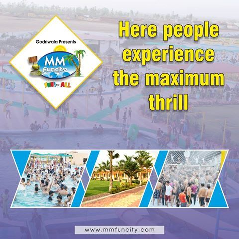 Take a ride down the crazy slides and screams of excitement through every mysterious twist and turn. Here people can experience the maximum thrill. For More: https://goo.gl/Su9dWZ #MMFunCity #Rides #BestWaterpark #WaterPark #Thrill #Joy #Excitement #Fun