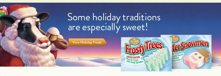 Frozen Holiday Treats