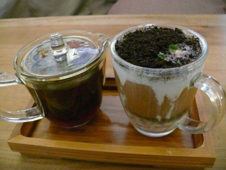 Bonsai milk tea in Chengdu, China. Was my fav drink while in China.