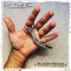 BLADETRICKS LITTLE C KARAMBIT
