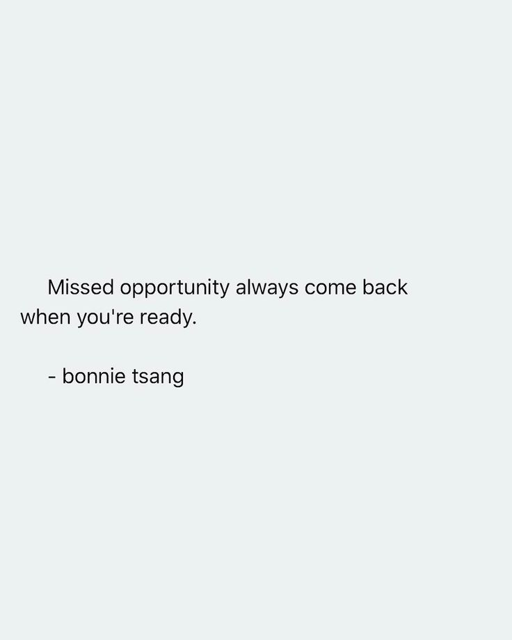 "via @ bonnietsang on Instagram: ""Don't worry about saying no - whether you don't feel ready or afraid to or timing isn't right. The right opportunity is always meant for you and it'll keep knocking on your door until you're ready. So don't beat yourself down too hard when an opportunity is missed. Keep doing what you're doing and just wait and see."""