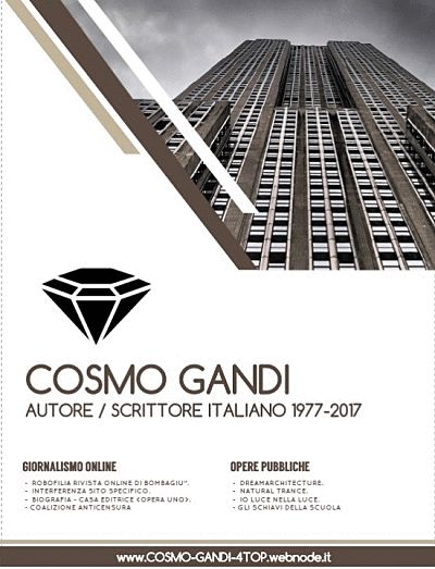 SITO ITALIANO www.COSMO-GANDI-4TOP.webnode.it