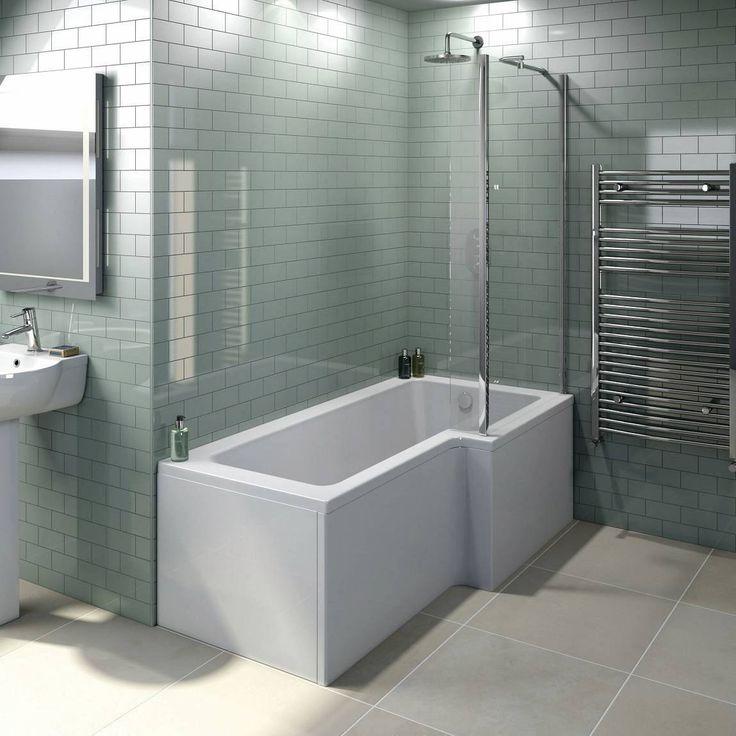L Shaped Bathroom Floor Plans: 25+ Best Ideas About L Shaped Bath On Pinterest