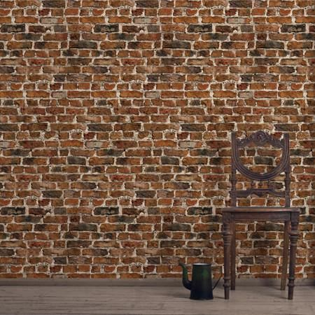 Best selling London Brick Wallpaper - Create a feature wall!