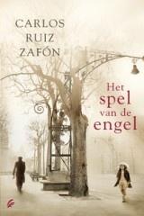Het spel van de engel, Carlos Ruiz Zafón - Geweldig mooi boek, schitterende prequel van Schaduw van de wind. Uitgelezen 24 december 2012 (in drie dagen). *****