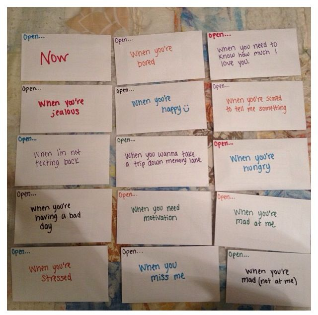 cute valentines day ideas for boyfriend teenage