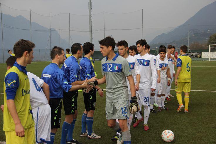 Nazionale U17 LND vs Chievo Allievi