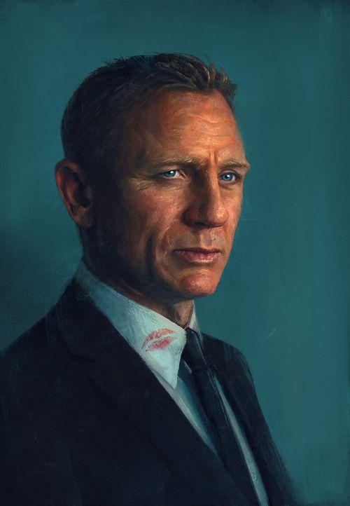 Sam Spratt, Daniel Craig