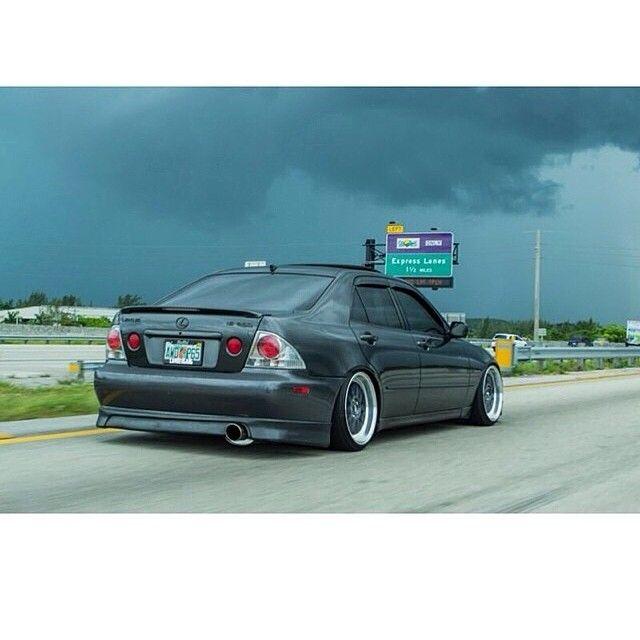 Grey Lexus IS More