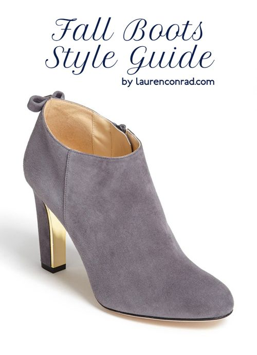 Style Guide: How to Find the Perfect Fall Boots
