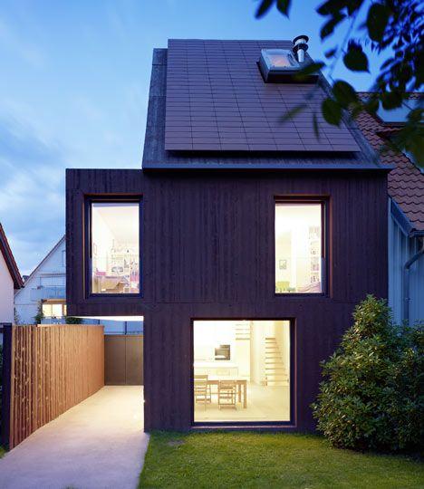 Haus Ostfildern by Finckh Architekten/Stuttgart