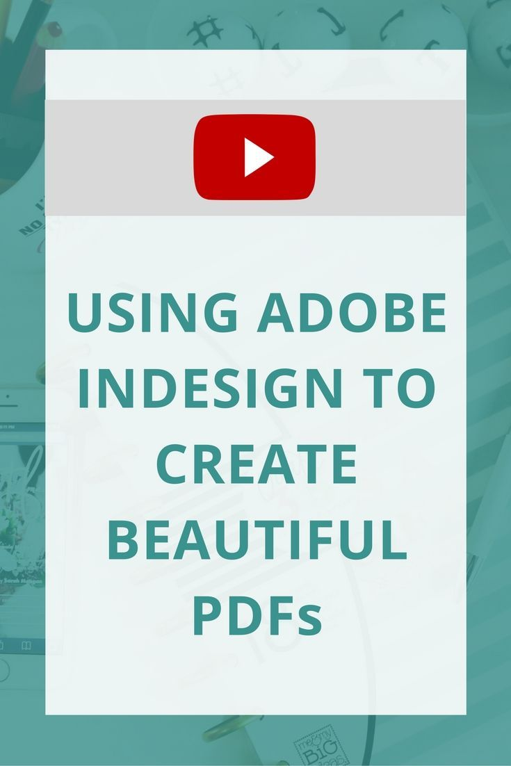 how to create beautiful pdfs