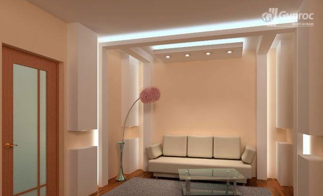 Saint gobain gyproc hindistan oda tavan tasar mlar ya am for Finesse interior design home decor st catharines on