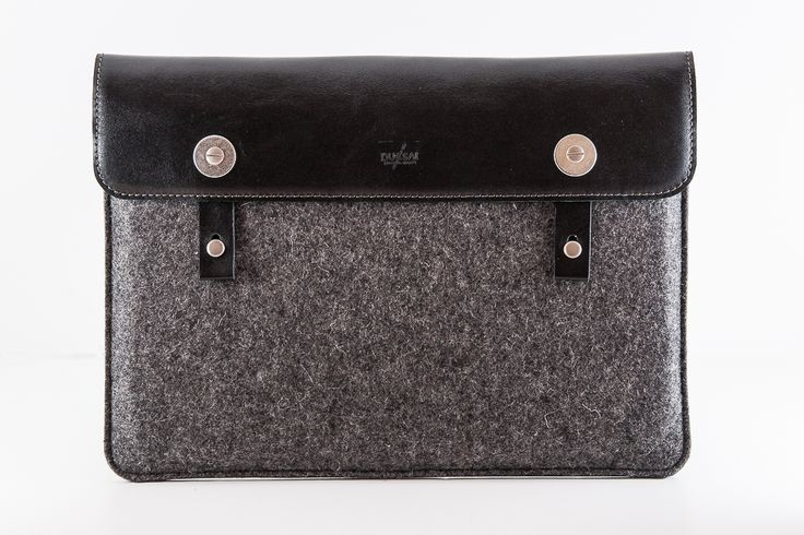 Leather Bag by Ducsai Judit Design