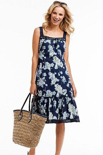 Dresses - Essentials Crochet Dress