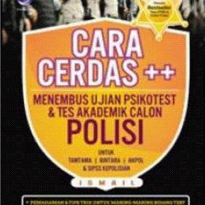ISBN: Penulis: Ismail UkuranHalaman: 20x28 cm vi+266 halaman EdisiCetakan: I, 1st Published Tahun Terbit: 2015   SOAL JAWAB TERAKURAT & TERLENGKAP PSIKOTEST & TES AKADEMIK CALON POLISI #MATERI PSIKOTEST: SOAL TES PAULI DAN KRAEPELIN SOAL-JAWAB TES KEPRIBADIAN SOAL-JAWAB TES MINAT EPPS I & II SOAL-JAWAB TES KECERMATAN SOAL-JAWAB TES KECERDASAN #MATERI TES AKADEMIK : SOAL-JAWAB TES BHS INDONESIA SOAL-JAWAB TES BHS INGGRIS SOAL-JAWAB TES PENGETAHUAN UMUM (TES MATEMATIKA, EKONOMI, BI...