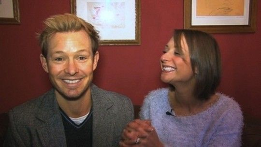 Mr and Mrs Rickitt: How we met
