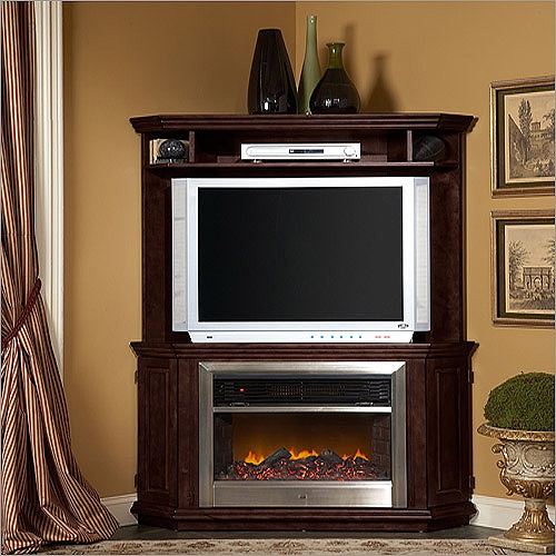 Corner Fireplace Tv Stand Outdoor Porch Ideas Pinterest Tvs The O 39 Jays And Corner